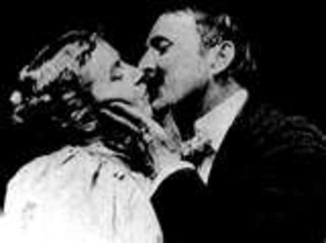"""Thomas Edison's """"The Kiss"""""""