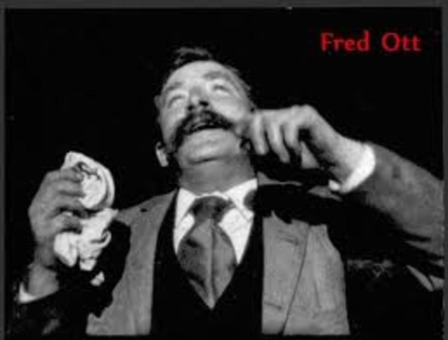 """Fred Ott's Sneeze"""