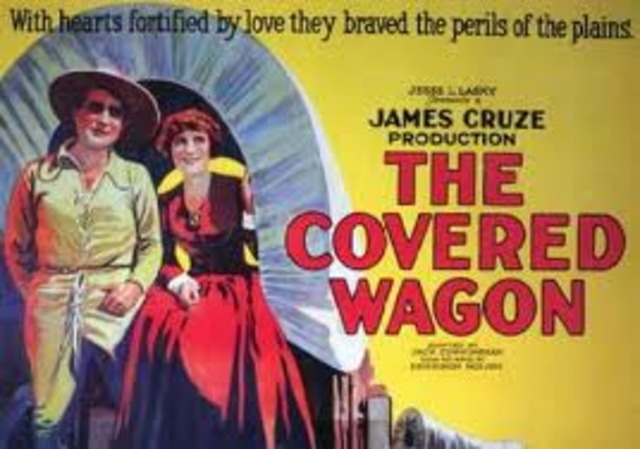 The Coverd Wagon