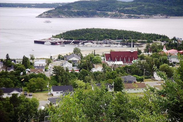 Tadoussac is founded