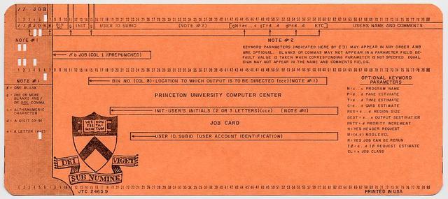 El OS/360 fue un sistema operativo producido por IBM