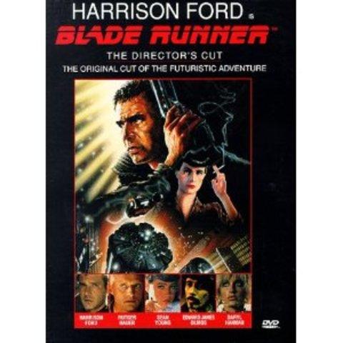 The movie 'Blade Runner' released
