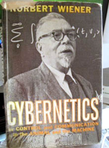 """The term """"Cybernetics"""" was introduced"""