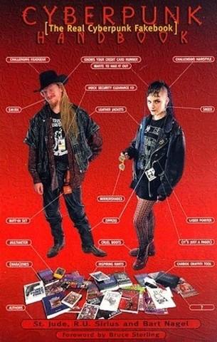 Cyberpunk Handbook & The Diamond Age published