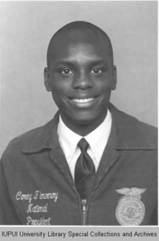 Corey Flournoy