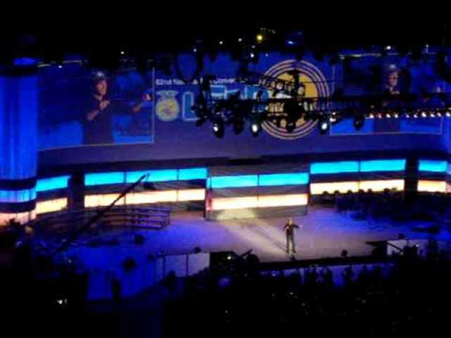 National FFA Convention Moves