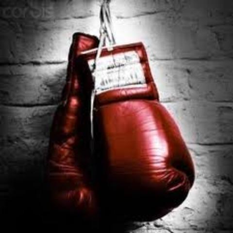 Start of Boxing Career