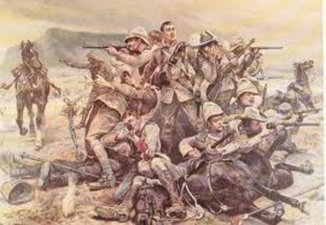 Primera Guerra de Boers