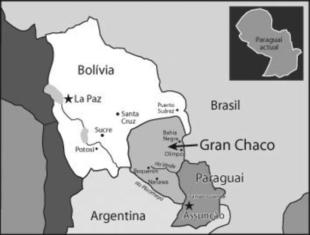 Guerra del Chaco