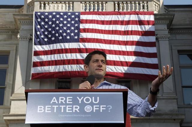 Paul Ryan som vicepræsident
