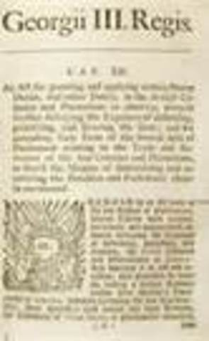 Repeals of Stamp Act