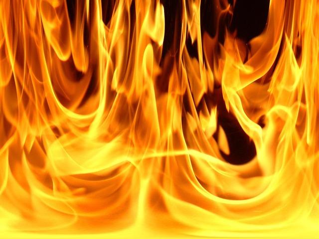 Fire - Relocation - Re-birth