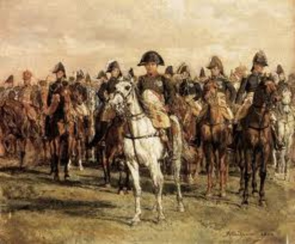 Napoleon seize political ower!