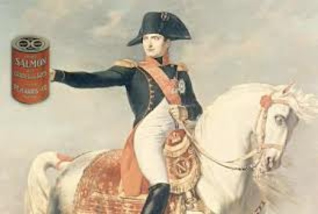Napoleon closes the ports!