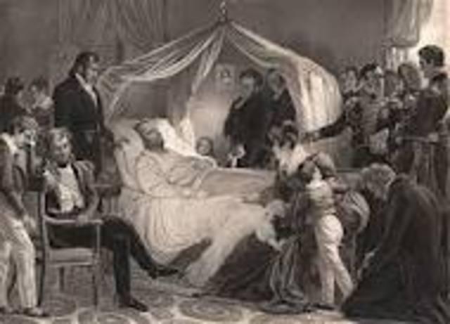 Napoleon dies!