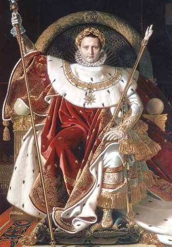 Napoleon Bonaparte as emperor