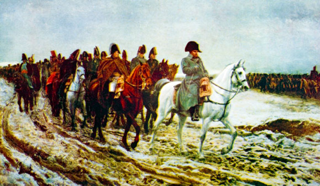 The Invasion of Russia