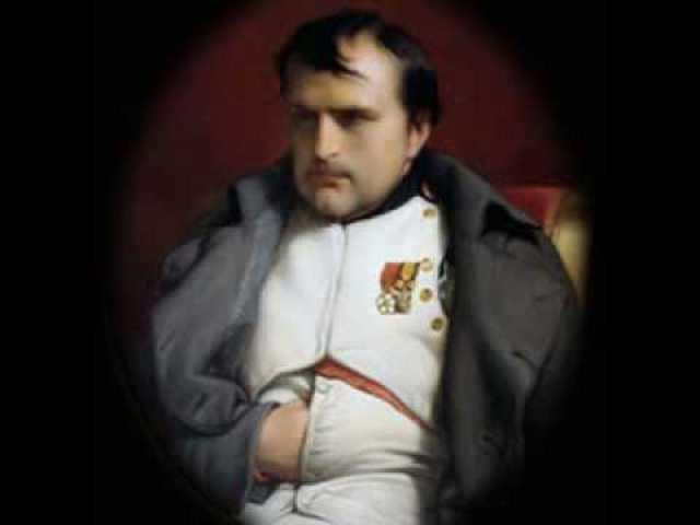Napoleon Bonaparte Downfall