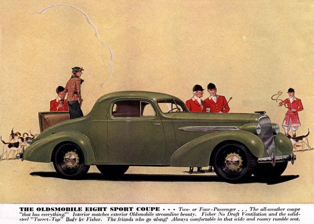 (1,000,000) Oldsmobile SOLD