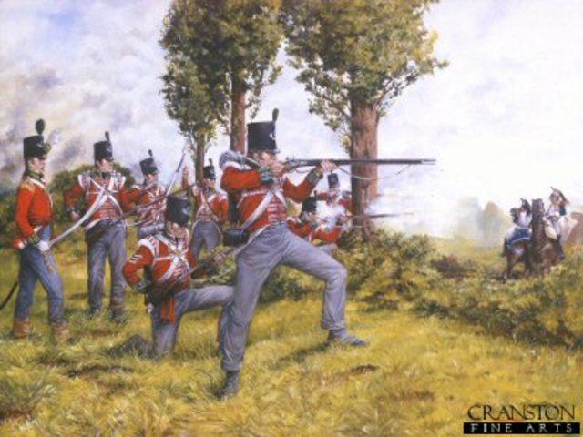 The suffering of Napoleon's men (November)