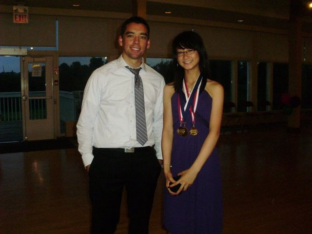Graduation from Cedarwood Public School