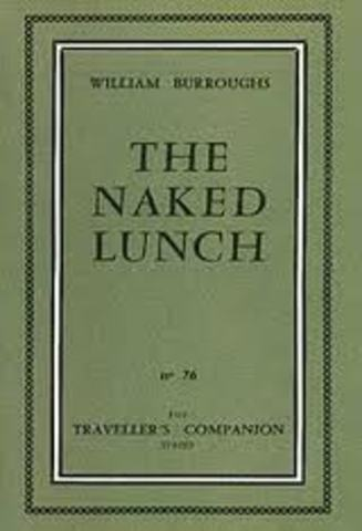 'The Naked Lunch' published