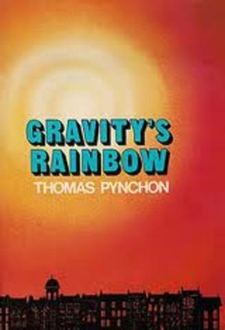 Gravity's Rainbow published
