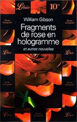 """""""Fragments of a Hologram Rose"""" published in Unearth (summer)"""