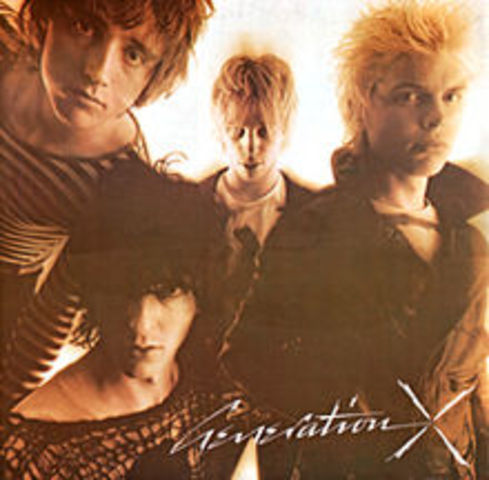 Generation X, with Billy Idol on lead vocals, releases first album