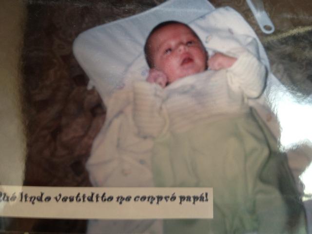 When I was born!