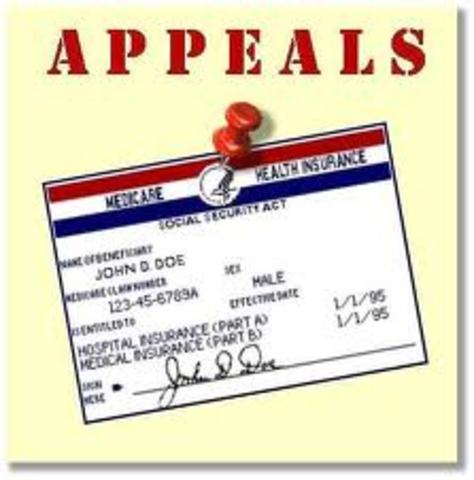 appeal at federal court