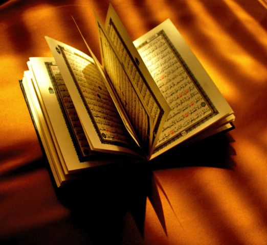 Muhammad shares his experience and it is put into Qur'an
