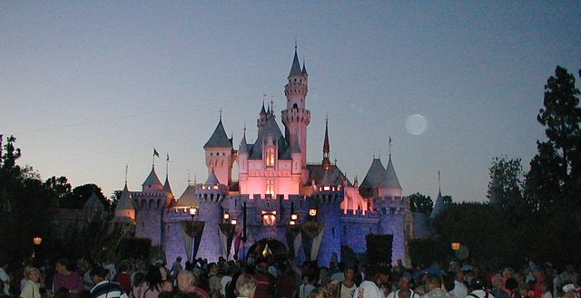 Disneyland opens in Anaheim, California on the year of 1955 (Part 1)
