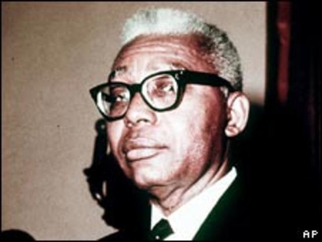 Jean-Claude Duvalier, Haití