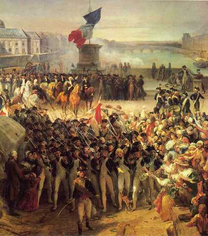 Beginning of the Age of Revolution