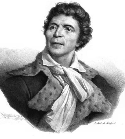 Jean-Paul Marat was born.