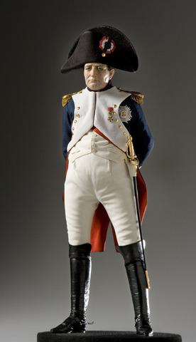 Napoleon as leader.