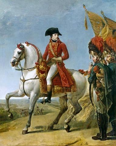 Napoleon takes action.