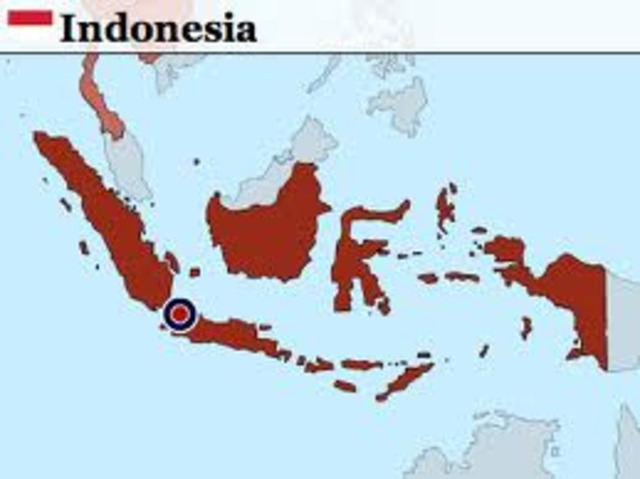 Indonesia becomes apart of the United Nations.