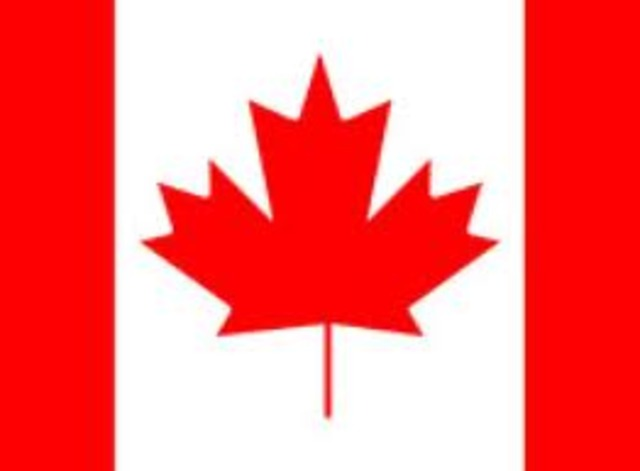Canada gets a new flag.