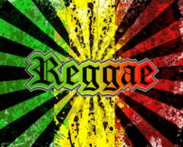 Reggae music is introduced.