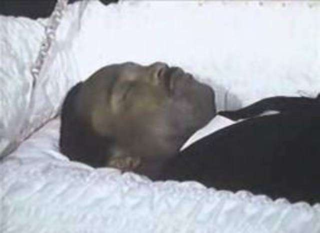 Martin Luther King Jr. gets killed.