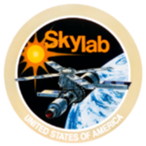 Skylab was launched into orbit on the year of 1973
