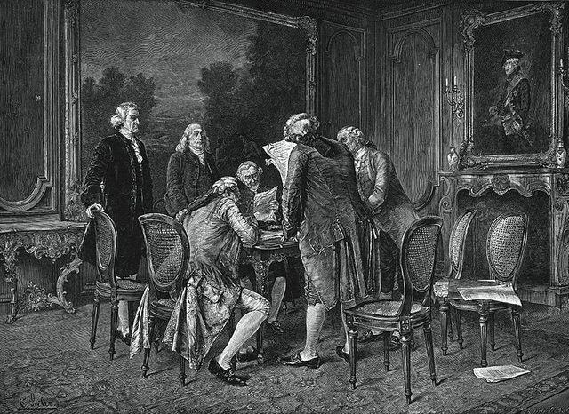 "Treaty of ""Paris (1783)"