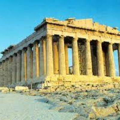 Ancient Greece - Emily timeline