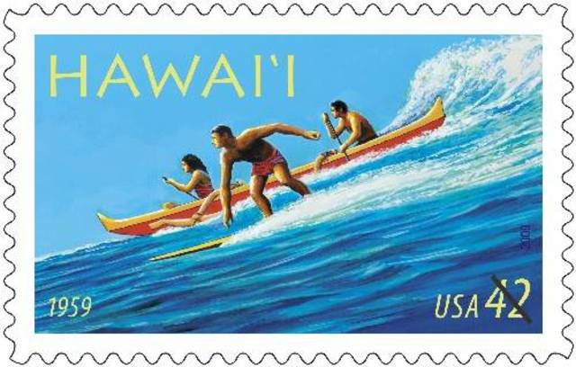 Hawaii became part of the United States of America