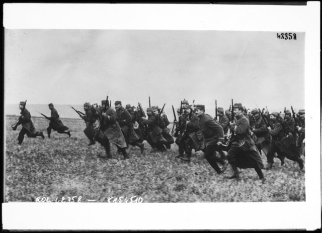 First Battle of The Marne.