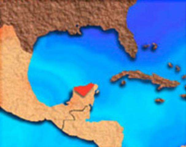 Separacion de Yucatan