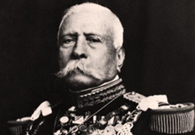 El general Porfirio Díaz