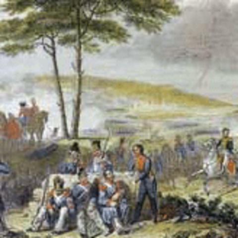 La Batalla de la Arada.
